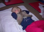 Toddler Sleeping at Hugo & Holly Day Nursery