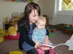 Baby's Daily Rhythm at Hugo and Holly Nursery